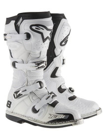 Alpinestars Tech-8RS MX Boots White
