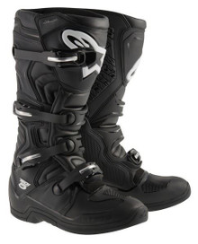 Alpinestars Tech-5 Motocross Boots Black