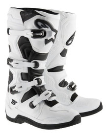 Alpinestars Tech-5 Motocross Boots White/Black