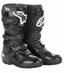 Alpinestars Tech 6S Junior Boots Black