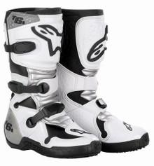 Alpinestars Tech 6S Junior Boots White