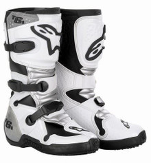 Alpinestars Tech 6S Junior Boots White