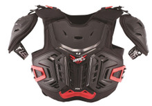 2017 Leatt 4.5 Pro Junior Chest Protector Black/Red