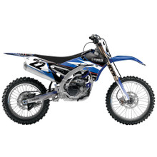 Factory Effex EVO 14 Shroud & Airbox Graphics/Decal Kit Yamaha YZ85 15-17