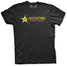 Factory Effex Rockstar  Split T-Shirt Black
