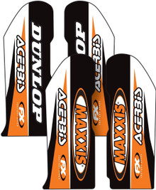 Factory Effex OEM lower fork decal KTM SX / EXC / MXC / XC 01-07