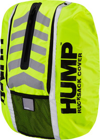 Hump Double HUMP waterproof rucsac cover, safety yellow