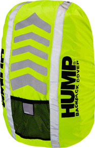 Hump Big HUMP waterproof rucsac cover 50 litre, safety yellow