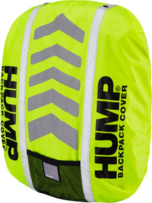 Hump Deluxe HUMP waterproof rucsac cover, safety yellow