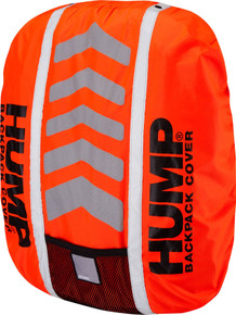 Hump Deluxe HUMP waterproof rucsac cover, shocking orange