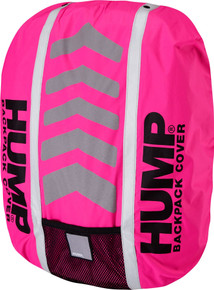 Hump Deluxe HUMP waterproof rucsac cover, pink glo