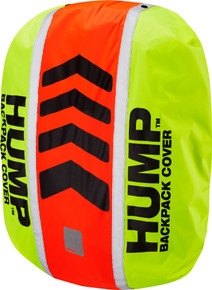 Hump Original HUMP waterproof rucsac cover, safety yellow / shocking orange