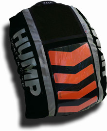Hump Hi-Viz Hump rucsac cover P15 chevron black