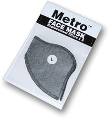 Respro Metro filter large - pack of 2