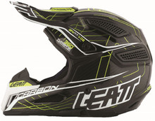 2017 leatt GPX 6.5 Junior Carbon Helmet Yellow/Black/Grey