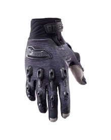 2017 Leatt GPX 5.5 Gloves Windblock Black/Grey