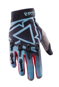 2017 Leatt GPX 4.5 Lite Gloves Black/Blue