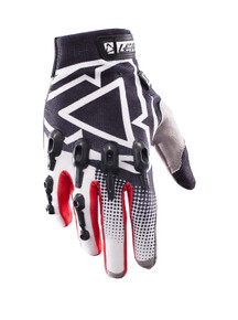 2017 Leatt GPX 4.5 Lite Gloves Black/White
