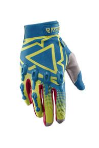 2017 Leatt GPX 4.5 LIte Gloves Lime/Blue