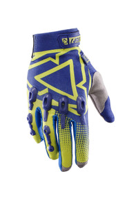 2017 Leatt GPX 4.5 Lite Gloves Blue/Lime