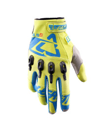 2017 Leatt GPX 3.5 Lite Gloves Lime/Blue