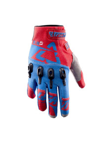 2017 Leatt GPX 3.5 Lite Gloves Red/Blue