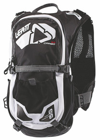 Leatt HYDRATION GPX CARGO 3.0 BLACK/WHITE XS-XXL