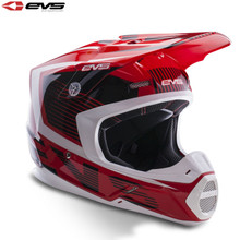 EVS T5 Vector Motocross Helmet Red/Black
