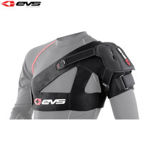 EVS SB04 Shoulder Stabiliser Inc Protection Cup Black