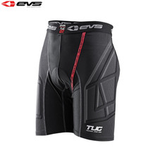 EVS TUG02 Adult Padded Riding Shorts Black