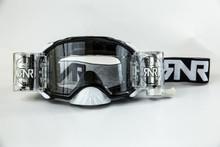 Rip n Roll RipnRoll 48mm WVS Motocross Goggles Platinum Black