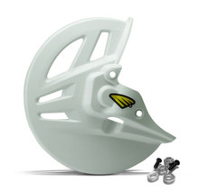 Cycran Front Disc Cover Honda CRF450R 13-on Clear