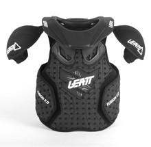 Leatt Fusion 2.0 Junior Neck Vest Black