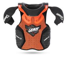Leatt Fusion 2.0 Junior Neck Vest Orange