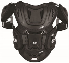 Leatt 5.5 Pro HD Adult Chest Protector Black