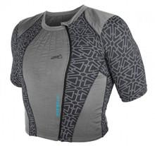Leatt Coolit Cooling T-Shirt Grey