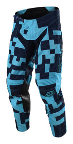 2018 Troy Lee Designs TLD GP Air Pant Maze Turquoise/Navy