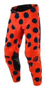 2018 Troy Lee Designs TLD GP Air Pant Polka Dot Orange/Navy
