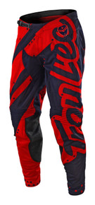 2018 Troy Lee Designs TLD SE Air Pant Shadow Red/Navy