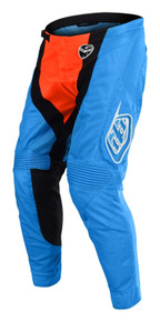 2018 Troy Lee Designs TLD SE Air Pant Squadra Cyan/Orange