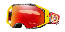 OAKLEY GOGGLE AIRBRAKE DAZ RED/YEL TORCH