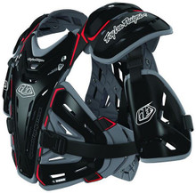 TROY LEE DESIGNS BG5955 CHEST PROTECTOR BLACK YOUTH