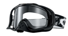 Oakley Crowbar Goggles Speed Jet Black