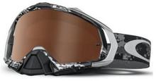 Oakley Mayhem Pro Goggles Stewart w/Black Iridium Lens