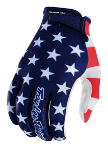 2018 Troy Lee Designs TLD Air Gloves Americana Navy/Red