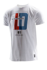 Troy Lee Designs TLD T-Shirt Impacto White