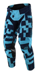 2018 Troy Lee Designs TLD Youth GP Air Pant Maze Turquoise/Navy