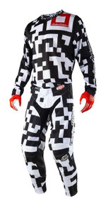 2018 Troy Lee Designs TLD Youth GP Air Combo Maze White/Black