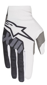 2018 Alpinestars Dune Gloves White/Black