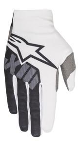 2018 Alpinestars Dune Gloves White/Black